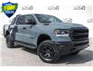 2021 RAM 1500 Big Horn (Stk: 34557) in Barrie - Image 1 of 27