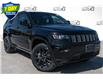 2021 Jeep Grand Cherokee Laredo (Stk: 34971) in Barrie - Image 1 of 25