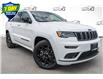 2021 Jeep Grand Cherokee Limited (Stk: 35084) in Barrie - Image 1 of 27