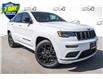 2021 Jeep Grand Cherokee Limited (Stk: 35106) in Barrie - Image 1 of 26