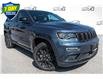 2021 Jeep Grand Cherokee Limited (Stk: 34976) in Barrie - Image 1 of 26