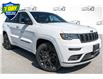 2021 Jeep Grand Cherokee Limited (Stk: 35065) in Barrie - Image 1 of 25