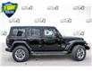 2021 Jeep Wrangler Unlimited Sahara (Stk: 35444) in Barrie - Image 3 of 22