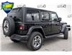 2021 Jeep Wrangler Unlimited Sahara (Stk: 35444) in Barrie - Image 4 of 22