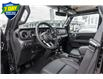 2021 Jeep Wrangler Unlimited Sahara (Stk: 35444) in Barrie - Image 6 of 22