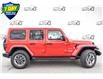 2021 Jeep Wrangler Unlimited Sahara (Stk: 35447) in Barrie - Image 3 of 25