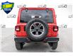 2021 Jeep Wrangler Unlimited Sahara (Stk: 35447) in Barrie - Image 5 of 25