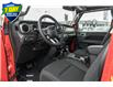 2021 Jeep Wrangler Unlimited Sahara (Stk: 35447) in Barrie - Image 9 of 25