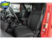 2021 Jeep Wrangler Unlimited Sahara (Stk: 35447) in Barrie - Image 10 of 25