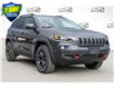 2021 Jeep Cherokee Trailhawk (Stk: 95864) in St. Thomas - Image 1 of 29