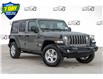 2021 Jeep Wrangler Unlimited Sport (Stk: 96184) in St. Thomas - Image 1 of 26