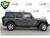 2021 Jeep Wrangler Unlimited Sport (Stk: 96184) in St. Thomas - Image 4 of 26