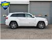 2021 Jeep Grand Cherokee Overland (Stk: 97727) in St. Thomas - Image 5 of 27