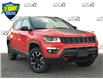 2021 Jeep Compass Trailhawk (Stk: 95752) in St. Thomas - Image 1 of 29