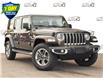 2021 Jeep Wrangler Unlimited Sahara (Stk: 97951) in St. Thomas - Image 1 of 29
