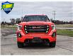 2021 GMC Sierra 1500 AT4 (Stk: 21G157) in Tillsonburg - Image 4 of 28