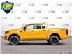 2021 Ford Ranger XLT Orange