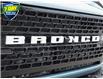 2021 Ford Bronco Wildtrak (Stk: 21BR3270) in Kitchener - Image 9 of 27