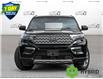 2021 Ford Explorer Limited Black
