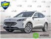 2021 Ford Escape Titanium Hybrid (Stk: D100410) in Kitchener - Image 1 of 28