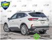 2021 Ford Escape Titanium Hybrid (Stk: D100410) in Kitchener - Image 4 of 28