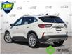 2021 Ford Escape Titanium Hybrid (Stk: 21E2270) in Kitchener - Image 4 of 23