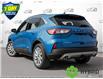 2021 Ford Escape Titanium Hybrid (Stk: 21E2980) in Kitchener - Image 4 of 22