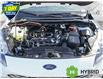 2021 Ford Escape Titanium Hybrid White