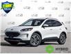 2021 Ford Escape SEL Hybrid (Stk: D107160) in Kitchener - Image 1 of 22