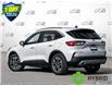 2021 Ford Escape SEL Hybrid (Stk: D107160) in Kitchener - Image 4 of 22