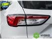 2021 Ford Escape SEL Hybrid (Stk: D107160) in Kitchener - Image 10 of 22