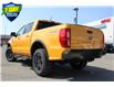 2021 Ford Ranger Lariat Orange