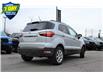 2020 Ford EcoSport SE Silver