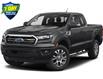2021 Ford Ranger Lariat Black