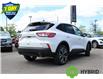 2021 Ford Escape SE Hybrid (Stk: 210347) in Hamilton - Image 4 of 20