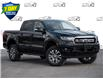 2021 Ford Ranger Lariat (Stk: 21RA110) in St. Catharines - Image 1 of 24