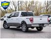 2021 Ford F-150 Lariat (Stk: 21F1337) in St. Catharines - Image 4 of 24