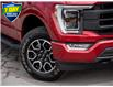2021 Ford F-150 Lariat (Stk: 21F1432) in St. Catharines - Image 9 of 24