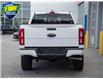 2021 Ford Ranger XLT White
