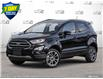 2020 Ford EcoSport Titanium (Stk: GC013) in Sault Ste. Marie - Image 1 of 23