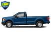 2021 Ford F-150 XL Blue