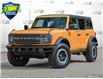 2021 Ford Bronco Badlands (Stk: BD022) in Sault Ste. Marie - Image 1 of 23