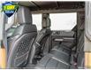 2021 Ford Bronco Badlands (Stk: BD022) in Sault Ste. Marie - Image 21 of 23