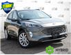 2021 Ford Escape Titanium Hybrid (Stk: 1T413) in Oakville - Image 1 of 27