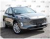 2021 Ford Escape Titanium Hybrid (Stk: 1T413) in Oakville - Image 1 of 27