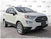 2020 Ford EcoSport SE White