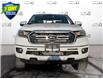2021 Ford Ranger Lariat (Stk: T1111) in St. Thomas - Image 2 of 25