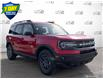 2021 Ford Bronco Sport Big Bend Red