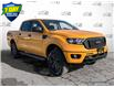 2021 Ford Ranger XLT Orange
