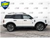 2021 Ford Bronco Sport Big Bend (Stk: S1490) in St. Thomas - Image 3 of 25